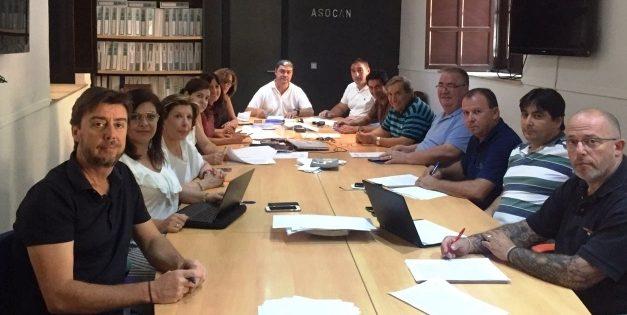UGT firma el Convenio de estacionamiento regulado en superficie y retirada y deposito de Vehiculos de Andalucía