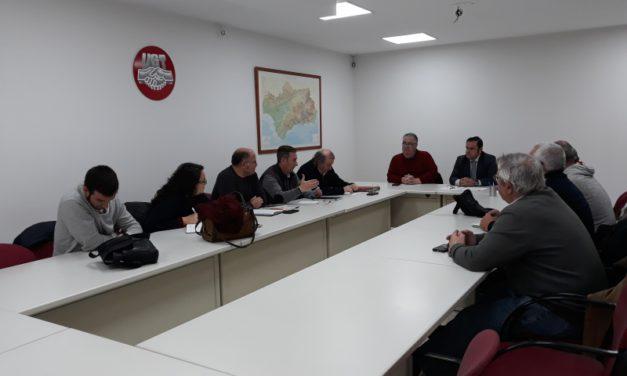 """Se inicia ronda de contacto entre el comité de empresa de """"Los Amarillos"""" y """"Alsa"""""""" sobre la explotación de la concesión VJA-089"""