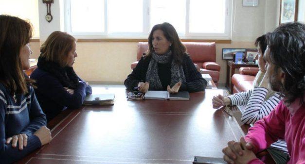UGT y la Autoridad Portuaria trabajarán conjuntamente para que el puerto de Almería continúe creciendo