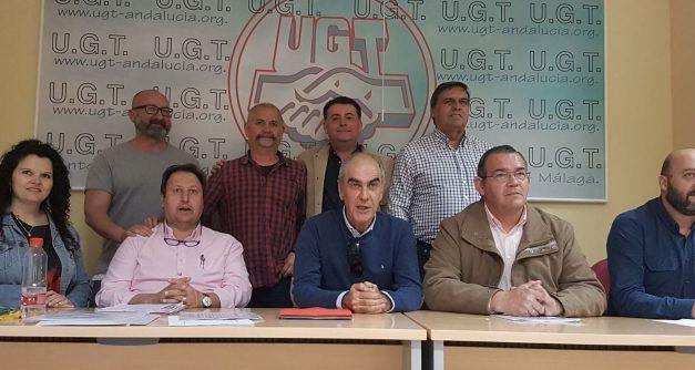 IV Congreso Ordinario de la Sección Sindical Regional de FeSMC-UGT Andalucía en la empresa Prosegur