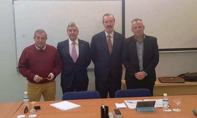 Constituida la Comisión Sectorial para la Contratación del Servicio de Limpieza de Edificios y Locales en Andalucía
