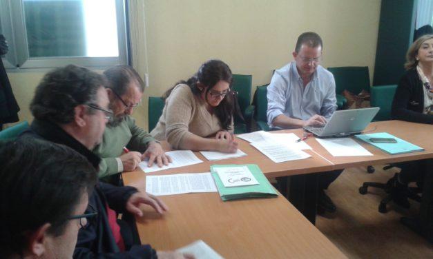 UGT firma el convenio de transportes discrecionales de mercancías  de Jaén