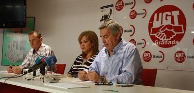 UGT denuncia ante Inspección y Juzgado las irregularidades en las condiciones laborales de los trabajadores del Metro de Granada