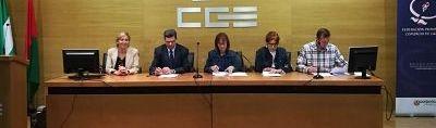 UGT firma el Convenio Colectivo de Comercio de Granada