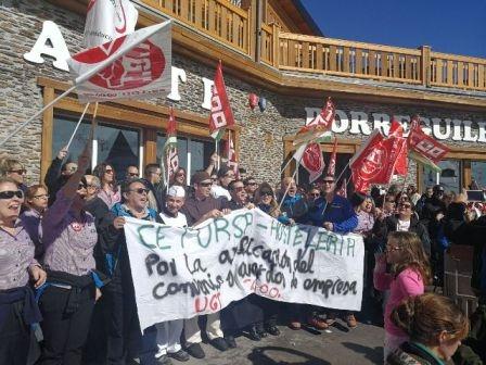 UGT revalida su mayoría sindical en Cetursa-Hostelería