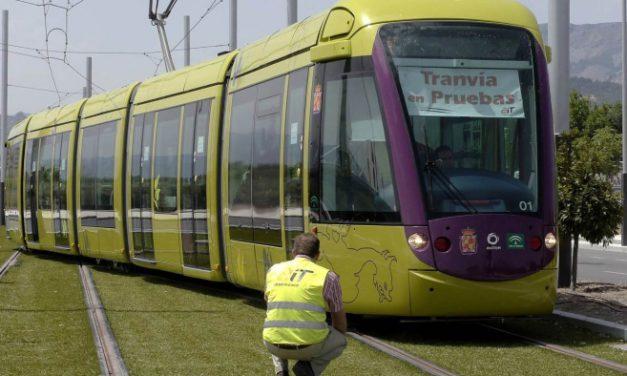 UGT defiende la contratación de técnicos del tranvía para el servicio de Jaén