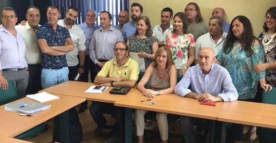 UGT firma el Convenio de Hostelería de Jaén para los años 2017-2019
