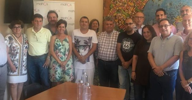 Firmado el texto completo del Convenio de Hostelería de Málaga