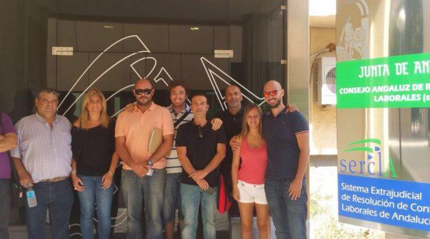 Desconvocada Huelga de los Servicios Auxiliares del Aeropuerto Costa del Sol de Málaga PMR