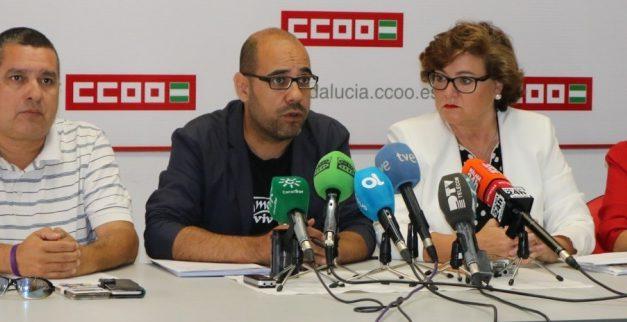 Los trabajadores de la hostelería de Málaga votarán este 15 junio los días de huelga