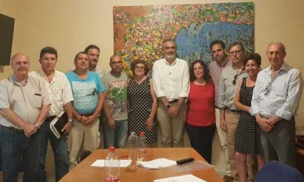 Se firma el preacuerdo del Convenio de Hosteleria de Malaga