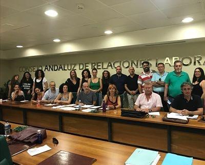 Firmado el convenio colectivo de comercio de Sevilla que afecta a más de 35.000 trabajadores
