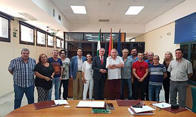 UGT firma el convenio de paquetería de Sevilla
