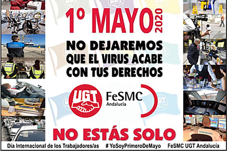 Primero de Mayo: otro modelo social y económico es posible y necesario