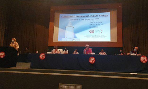 Antonio Solano Bonilla, reelegido Secretario General de FeSMC-UGT Málaga