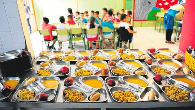 Los comedores escolares de Jaén ven la luz con la licitación de la empresa sevillana Hermanos González