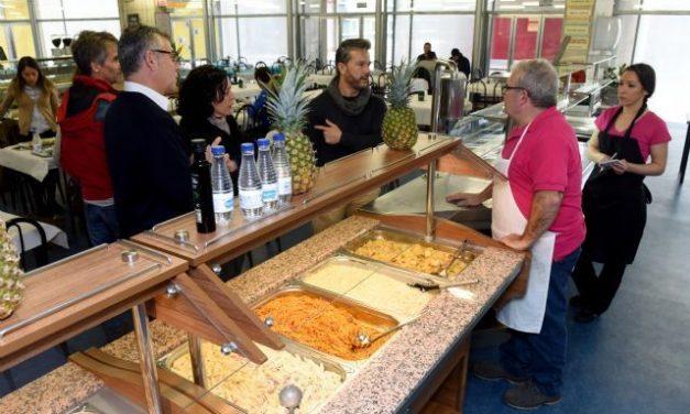 Trabajadores de la cafetería de PARCEMASA denuncian por amenazas