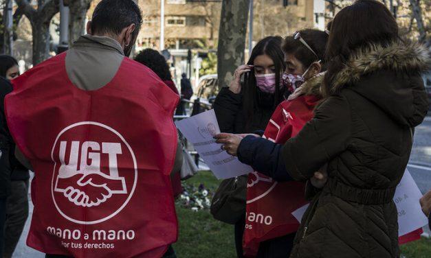 UGT exige soluciones inmediatas en los Comedores Escolares de Jaén