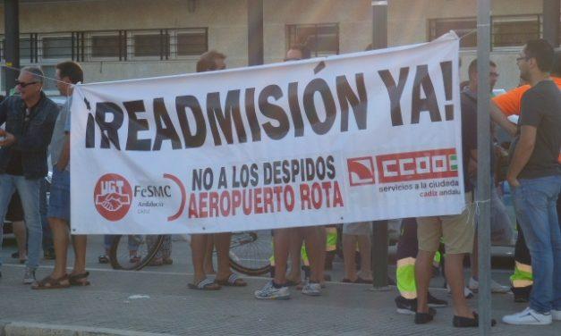 UGT exige a Louis Berger Aircraft que abandone sus acciones antisindicales