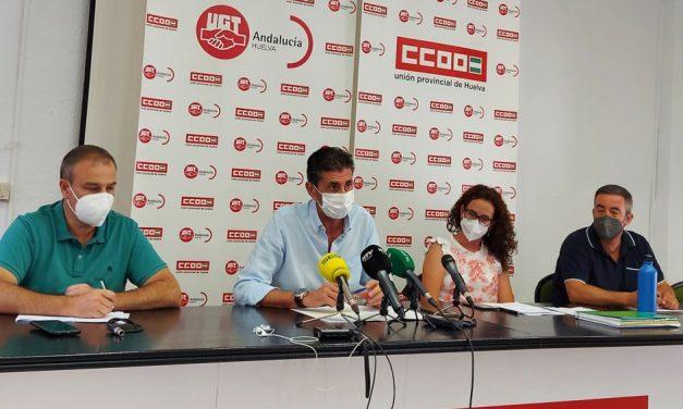 UGT y CCOO movilizarán a la hostelería ante la inasumible propuesta patronal de convenio en Huelva