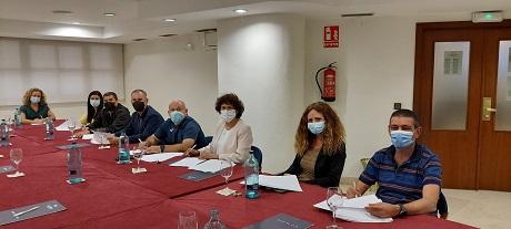 UGT consigue firmar el convenio de limpieza del Hospital Juan Ramón Jiménez de Huelva